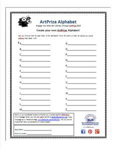 artprize 2013 alphabet hunt